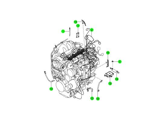 engine wiring d20f d20r d22f d22r