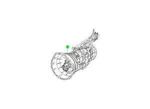 Трансмиссия TSM54 (M/T,4WD)