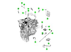 ENGINE WIRING(D20F,D20R,D22F,D22R)