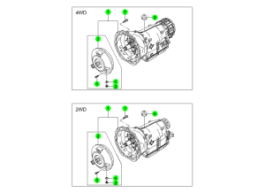 AUTOMATIC TRANSMISSION(DC 5A/T)