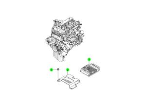 Блок управления (DSL)