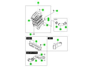 Система воздухоочистки