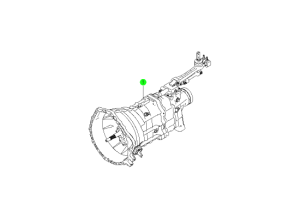 TRANSMISSION-TSM52(M/T,2WD)