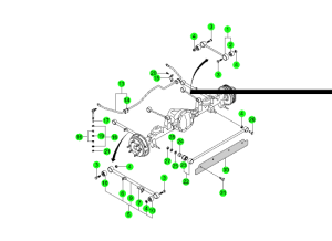 Задняя подвеска (5-LINK)