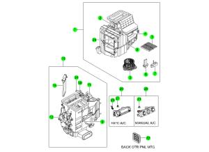 AIR CONDITIONER MODULE (Ґ°)