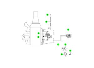 Вакуумная система (E23)