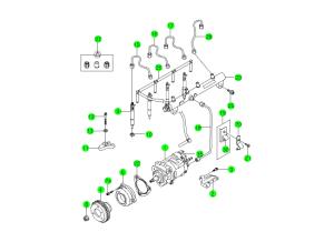 COMMON RAIL SYSTEM(D20)