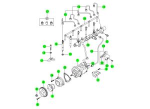 COMMON RAIL SYSTEM(D27)