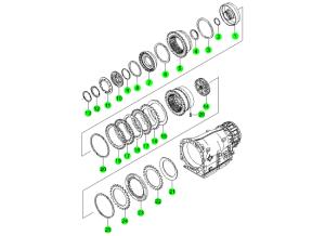 MULTIPLE DISC BRAKE(DC 5A/T)-2