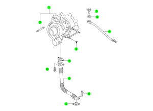 TURBOCHARGER(OM662LA)