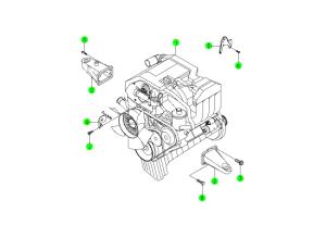 ENGINE UNIT(E20,E23)