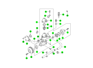 COOLING SYSTEM(E32)