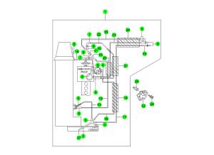 VACUUM SYSTEM(OM600;MB A/T)