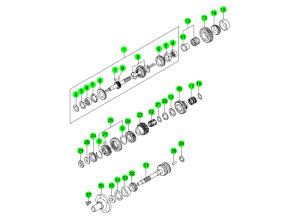 OUTPUT & INPUT SHAFT-T5WC(1)