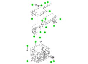 TRANSMISSION CASE-T5(4WD)