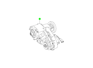 TRANSFER CASE-PART TIME