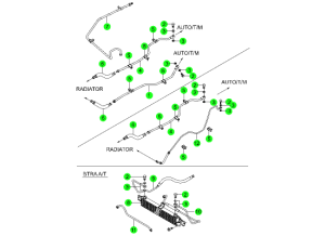 Система охлаждения АКПП