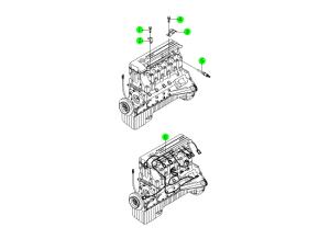 ENGINE WIRING(OM600)