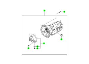 AUTOMATIC TRANSMISSION(W5A330)