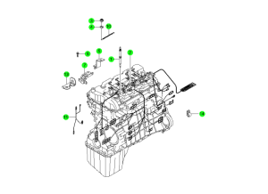 ENGINE WIRING(D20)