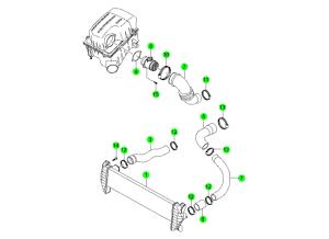 Воздушный интеркулер