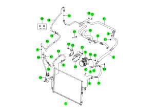 Патрубки и трубки кондиционера