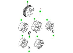 Колесные диски и резина