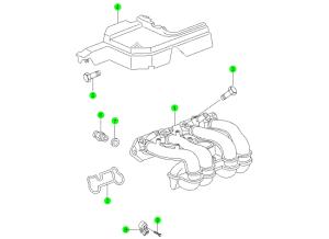 INTAKE MANIFOLD(E20,E23)