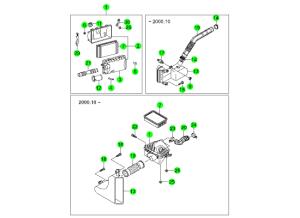 AIR CLEANER(OM661,OM662)