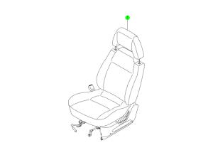 Передние сидения