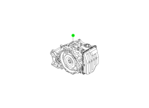 AUTOMATIC TRANSMISSION(M11:DSI 6A/T)