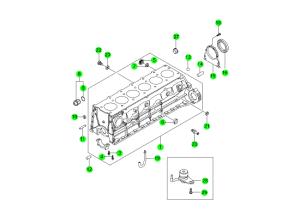 CYLINDER BLOCK(E28,E32,E36)