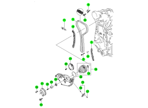 CHAIN DRIVE(E28,E32,E36)