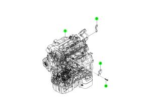 ENGINE UNIT(G16F)