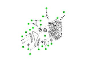 Цепной привод (GSL)