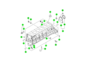 CYLINDER BLOCK(E28,E32)