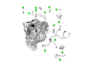ENGINE WIRING(D20F,D20R)