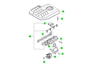 INTAKE MANIFOLD(D20F,D20R)