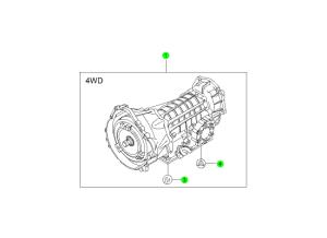 Автоматическая трансмиссия (BTR M74)
