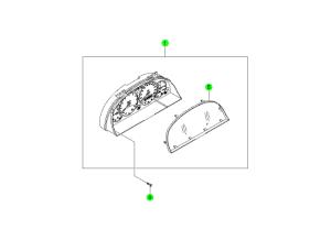 Панель приборов 2