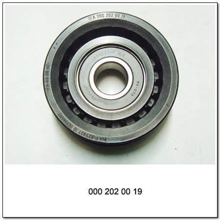 ssangyong 0002020019