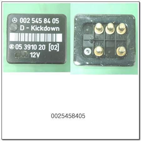 ssangyong 0025458405