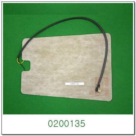 ssangyong 0200135