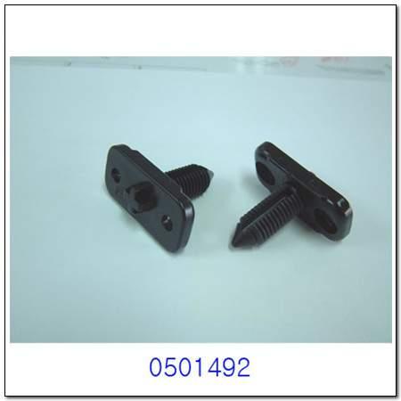 ssangyong 0501492