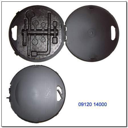 ssangyong 0912014000