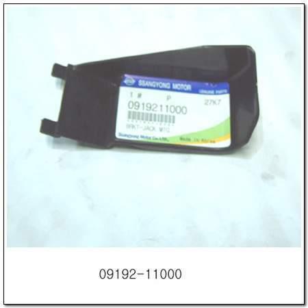 ssangyong 0919211000