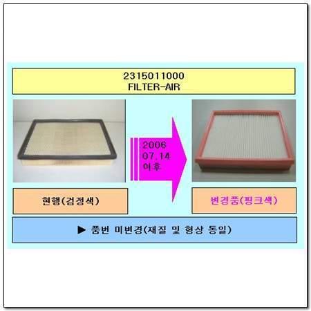ssangyong 2315011000