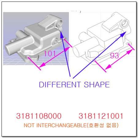 ssangyong 3181121001