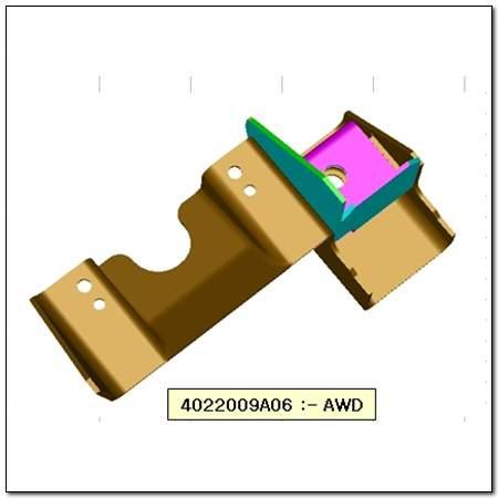 ssangyong 4022009A06