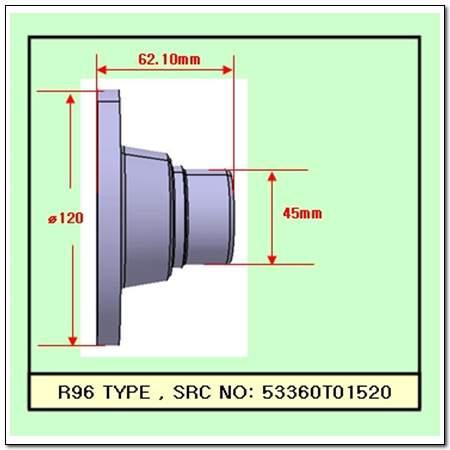 ssangyong 41021090A1